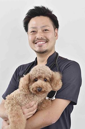 北川犬猫病院 院長 後藤慎史